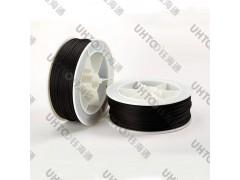 通信POF塑料光纤光缆 尾光光纤 黑皮光纤光缆 被覆塑料光缆