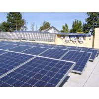 太阳能屋顶发电系统