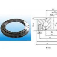 江苏轻型回转支承|优质的轻型系列回转支承(薄型)外齿式洛阳松瑞机械供应