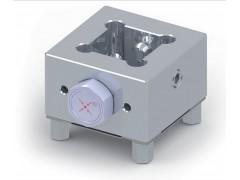 CNC电极工装夹具 EDM火花机夹具 铝合金夹头