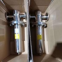 DN25高压不锈钢过滤器