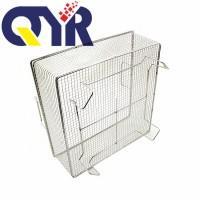304材质超声波网框  清洗筐