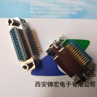J30J-25TJWP7-J西安锦宏J30J弯插连接器插头