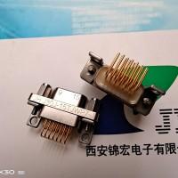 PCB插头J30J-15TJWP7-J印制板连接器生产销售