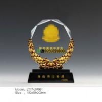 police奖牌 绒沙金徽奖牌 从警周年纪念品 荣休摆件定做
