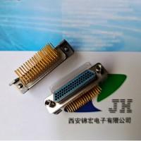 PCB接插件J30J-51TJWP7-J锦宏牌弯插连接器供应
