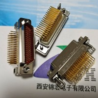 PCB板式接插件J30J-51ZKWP7-J锦宏牌弯式连接器