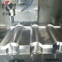 厂家大量供应彩石金属瓦模具