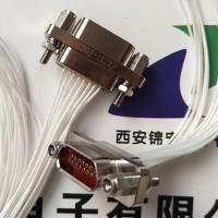 带锁紧组件J30J-15ZKP压接式电连接器锦宏供应