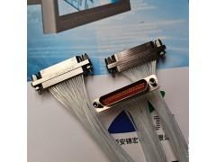 主供GJB器件J30J-37ZKP压接式带线连接器供应