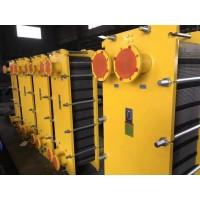 .25平方全铝制冷却器 冷却循环系统水冷器