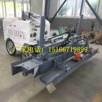 忻州公路道路摊铺机混凝土激光摊铺机框架式整平机