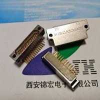 GJB元件J30JZLN37ZKWA000弯式连接器插头