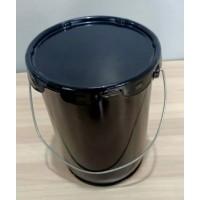 1加仑金属铁罐