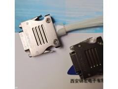 压接带快锁型J30JA-25TJ带电缆矩形连接器生产销售