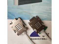 压接式快锁J30JA-21TJ带电缆矩形连接器生产销售