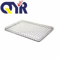 苏州定制不锈钢长方形清洗网篮