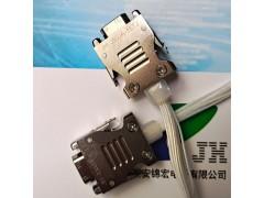 带电缆GJB接插件J30JA-15TJ压接式矩形连接器销售