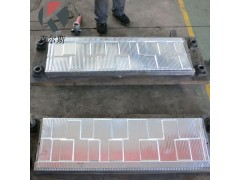 克尔斯彩石金属瓦模具常年大量现货供应