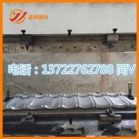 彩石金属瓦模具报价流程  钢质彩砂瓦模具上海厂家