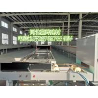 彩石金属瓦生产线的工序  彩石金属瓦机器厂家销售