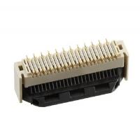 HRS广濑FH40-24S-0.5SV插座FPC垂直连接器