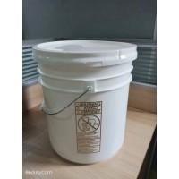常州阳明5加仑汽车粘合剂直口桶硅酮密封胶直璧桶直身桶直罐桶