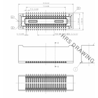 DF40HC(3.5)-40DS-0.4V(51)备货就对