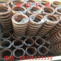 五金钢弹丝簧   22mm径压缩弹簧 60si2mm压缩弹簧