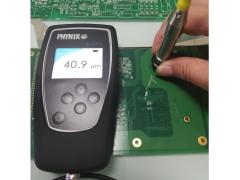 德国菲尼克斯电路板三防漆干膜测厚仪