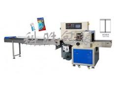 成都科胜350锯片包装机丨刹车片枕式包装机|河北包装机